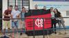 Hinchas de Flamengo y River ya se hacen notar en Lima para la final de la Copa Libertadores