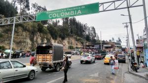 Colombia cerrará mañana los pasos fronterizos por la jornada de protestas del jueves