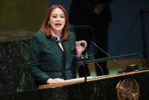 Espinosa competirá contra Almagro por la Secretaría General de la OEA