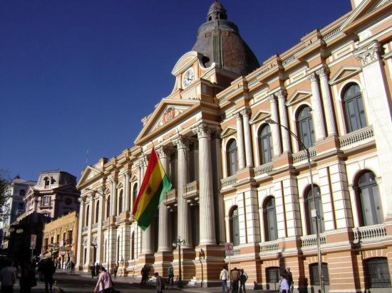 El Gobierno de Bolivia envía al Parlamento un proyecto para convocar elecciones