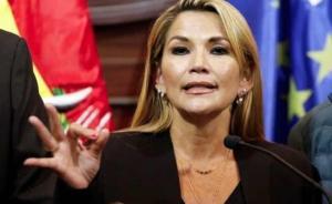 Jeanine Áñez anuncia que en las próximas horas tiene previsto convocar elecciones en Bolivia