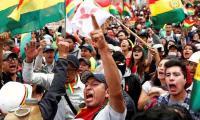 El partido de Evo Morales responde a Áñez con un proyecto de nuevos comicios