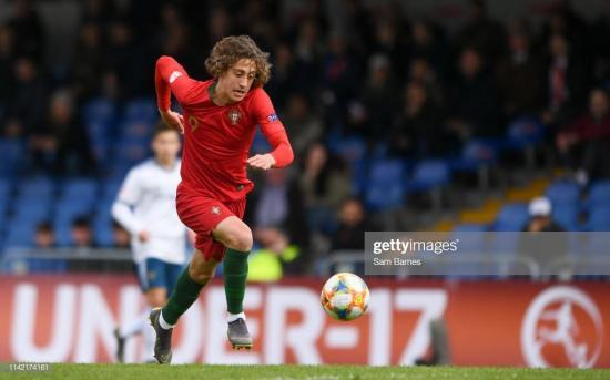 Fábio Silva, de 17 años, el jugador más caro de Portugal