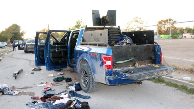 Se registran 21 muertos por tiroteos de policías y narcos en el norte de México