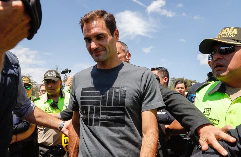 Suiza acuñará monedas de oro y plata con el rostro de Roger Federer