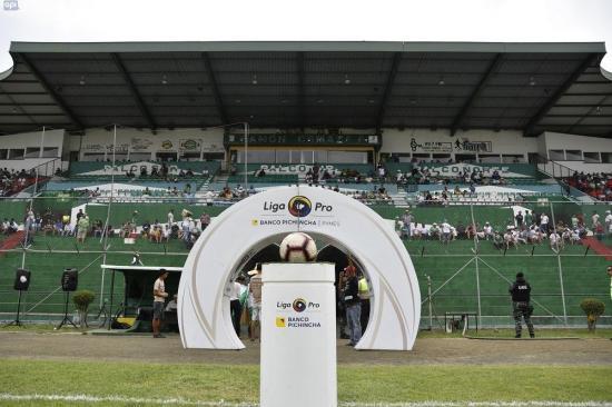 Mañana no se podrá entrar con cinturones al estadio Reales Tamarindos