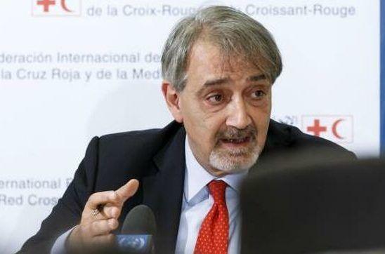 Cruz Roja critica falta de voluntad internacional para ayudar a Venezuela