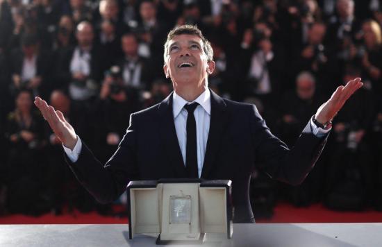 Antonio Banderas: este es 'uno de los años más hermosos de mi ya larga carrera'