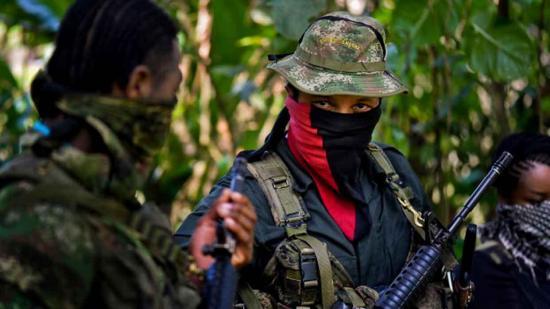 Iglesia católica pide a guerrilla del ELN la liberación de tres secuestrados