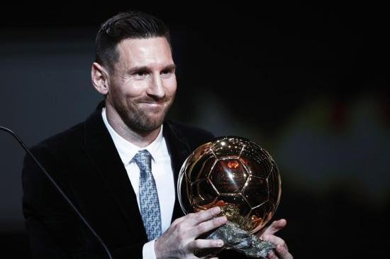 Messi: ''Cuando Cristiano me igualó a Balones de Oro me dolió un poco''