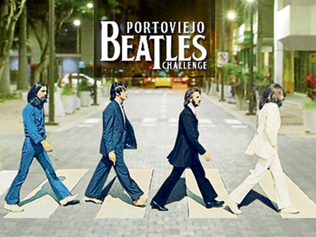 Más de 300 músicos se unen en el 'Portoviejo Beatles Challenge'