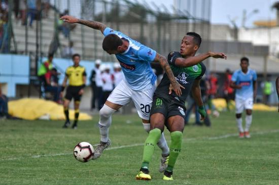 Manta y Orense empatan 2-2 en el estadio Jocay en la ida por la semifinal de la Serie B