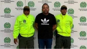 El capo más buscado de República Dominicana es arrestado en Colombia