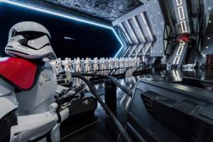 Disney World inaugura en Orlando su nueva atracción de ''Star Wars''