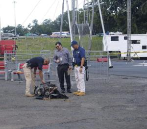 Muere en Puerto Rico un ''hombre volador'' cuando práctica para un espectáculo