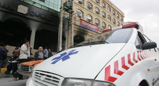 Mueren doce personas por una explosión de gas durante una boda en el noroeste de Irán