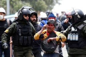 Bolivia compensará con unos 7.000 dólares a familias de muertos por violencia