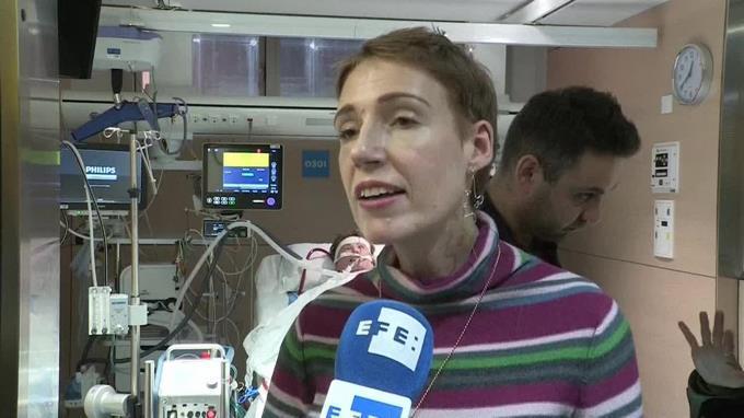 Una mujer revive tras permanecer más de seis horas en paro cardíaco