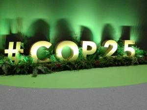 El ecuatoriano Francisco Gordillo recibe premio por su labor por el clima