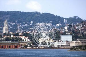 Río de Janeiro inaugura la mayor rueda de la fortuna de Latinoamérica