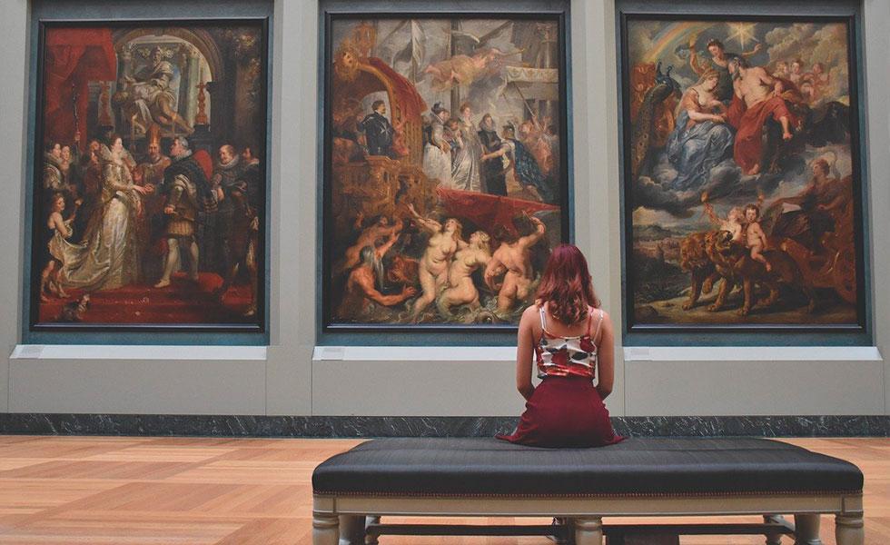 Reaparecen cinco cuadros de maestros clásicos 40 años después de su robo