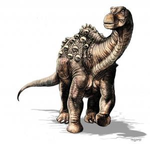 Encuentran restos del primer dinosaurio en Ecuador
