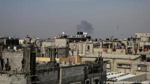 Milicias palestinas lanzan tres proyectiles contra Israel