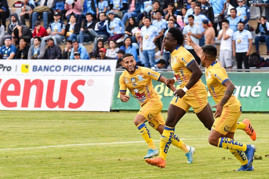 Conmebol da la bienvenida a Delfín en la copa Libertadores