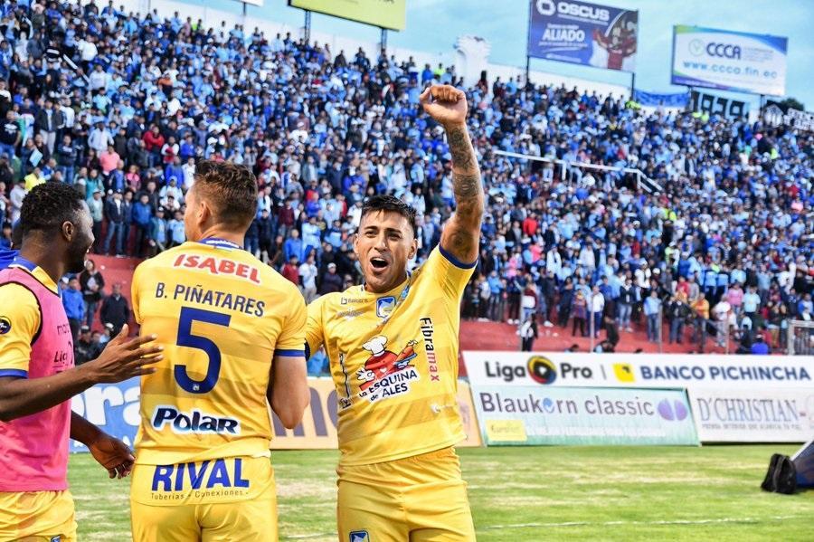 Delfín jugará una Copa Libertadores por tercer año consecutivo