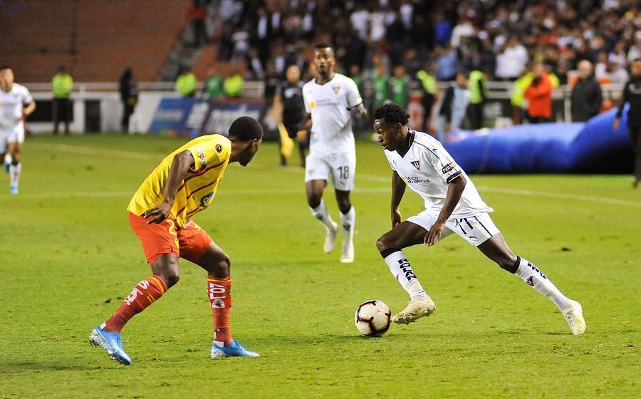 Liga de Quito sen enfrentará a Delfín en la final de la Liga Pro