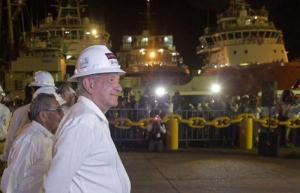 México anuncia descubrimiento de su mayor yacimiento de petróleo desde 1987