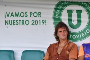 Rubén Darío Insúa condujo a Liga de Portoviejo a su retorno a la serie ''A''