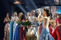 Zozibini Tunzi es la tercera sudafricana en triunfar en el Miss Universo