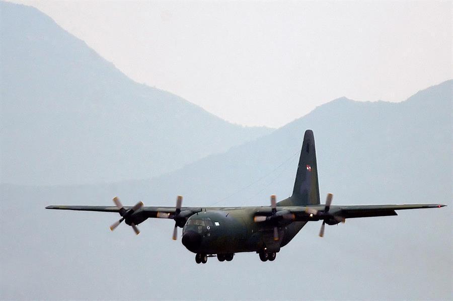 Declaran siniestrado al avión militar chileno que desapareció con 38 personas