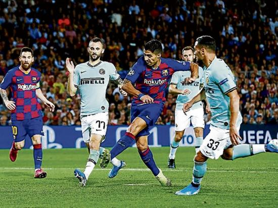 Barcelona guarda a sus estrellas