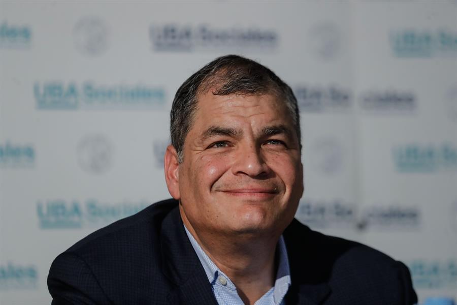 Correa cree que Argentina es un ''vendaval de esperanza para toda América Latina''
