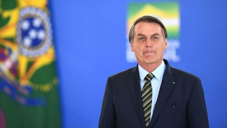 Bolsonaro dice que podría sufrir cáncer de piel