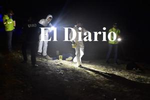 Dos muertos y un herido en la vía a Las Canteras