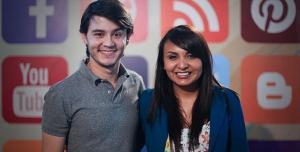 Actores de Enchufe.tv representan a Ecuador para pedir proteger la naturaleza