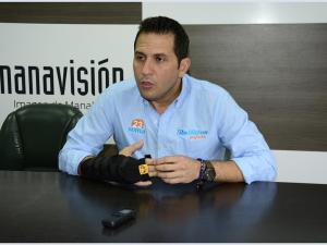 Tito Nilton Mendoza es nombrado gobernador de Manabí
