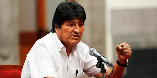 Expresidente boliviano Evo Morales llega a Argentina y 'viene para quedarse'