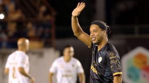 Ronaldinho: Messi no es el mejor de la historia, sí de su época