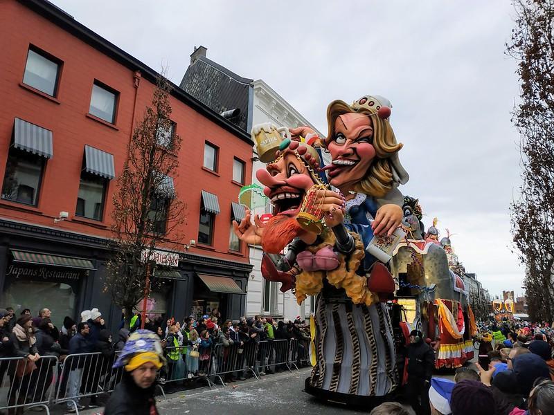 Unesco retira Carnaval de Aalst, en Bélgica, de lista patrimonio por racismo