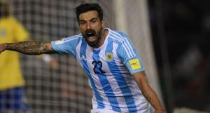 El argentino Lavezzi anuncia su retirada del fútbol a los 34 años