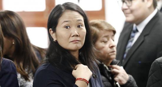 Keiko Fujimori puede ser condenada a más de 24 años de cárcel, según Fiscalía