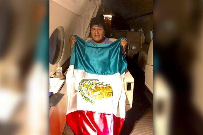 Evo Morales se fue de México muy 'agradecido', asegura López Obrador