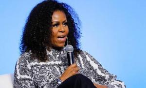 Michelle Obama se solidariza con Greta Thunberg después de ataque de Trump