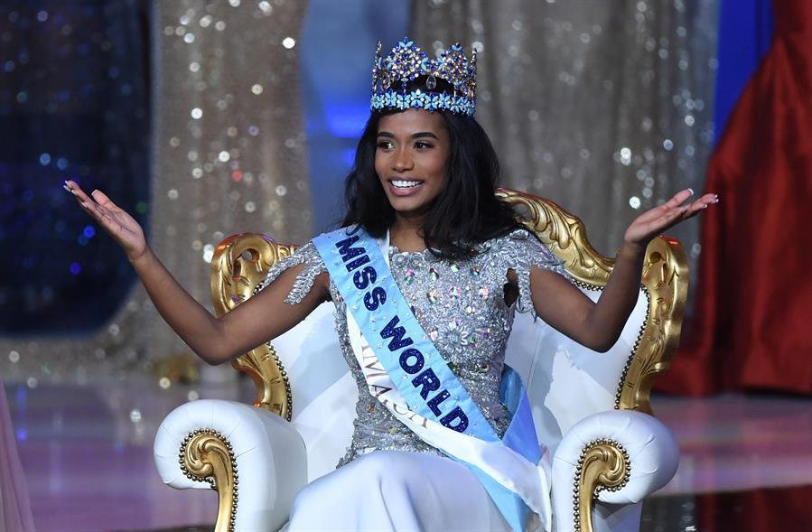 Miss Jamaica, Toni-Ann Singh, ganó la edición número 69 de Miss World