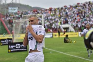 Federico Laurito no jugará en la serie A con Liga de Portoviejo
