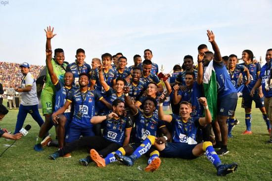 Delfín, el tercer campeón que rompe hegemonía de Guayaquil y Quito en el fútbol ecuatoriano